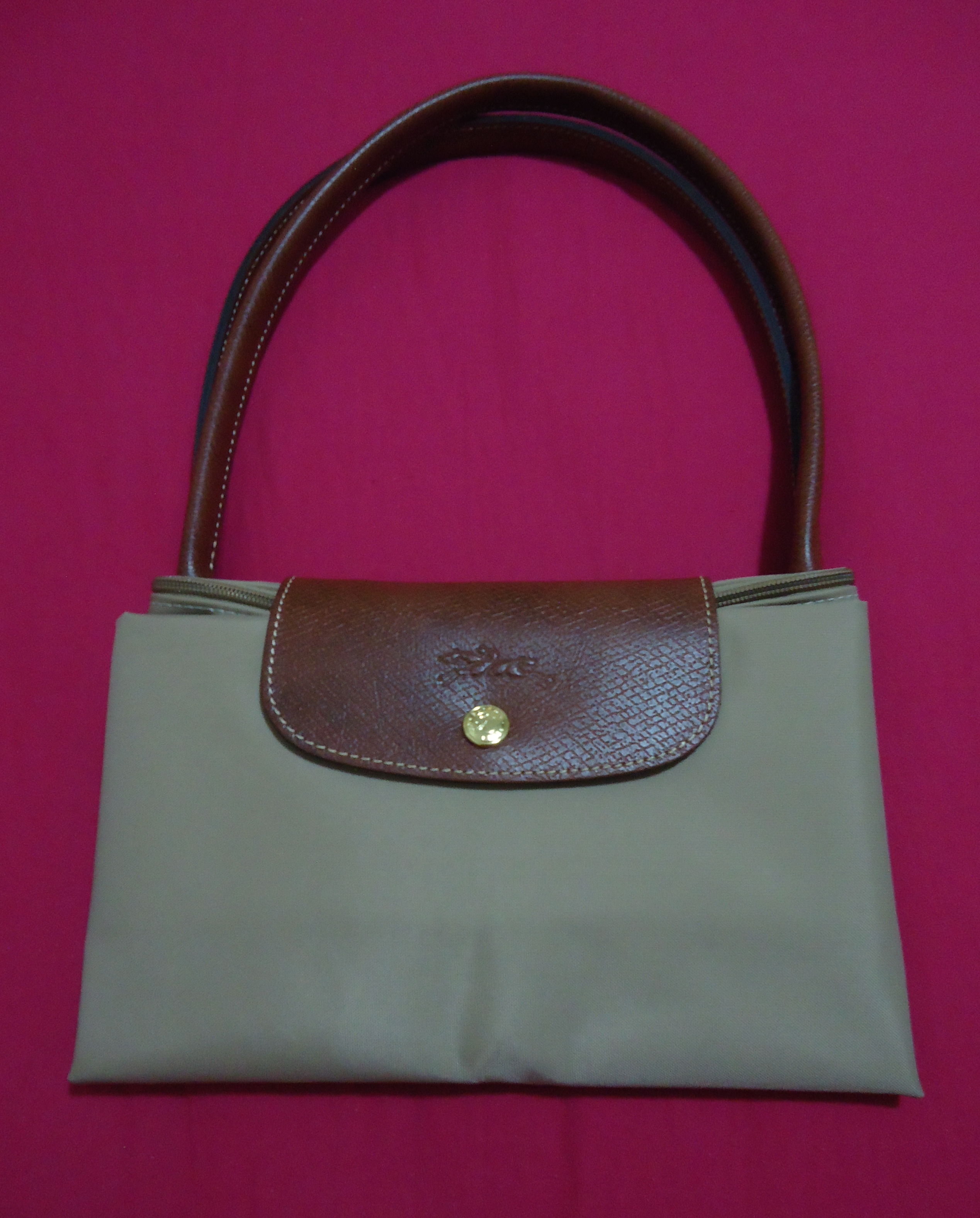Bolsa Le Pliage Nylon - Longchamp