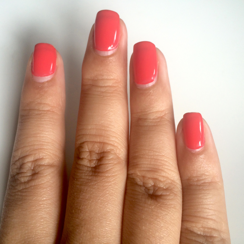 Dia 15: raízes beeem aparecidas (mão esquerda)